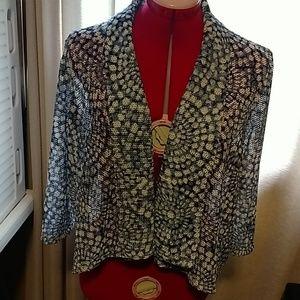 Shawl Collar Cardigan Ruby Rd Petite Large